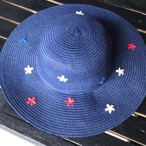 Toddler Girl Sun Hat